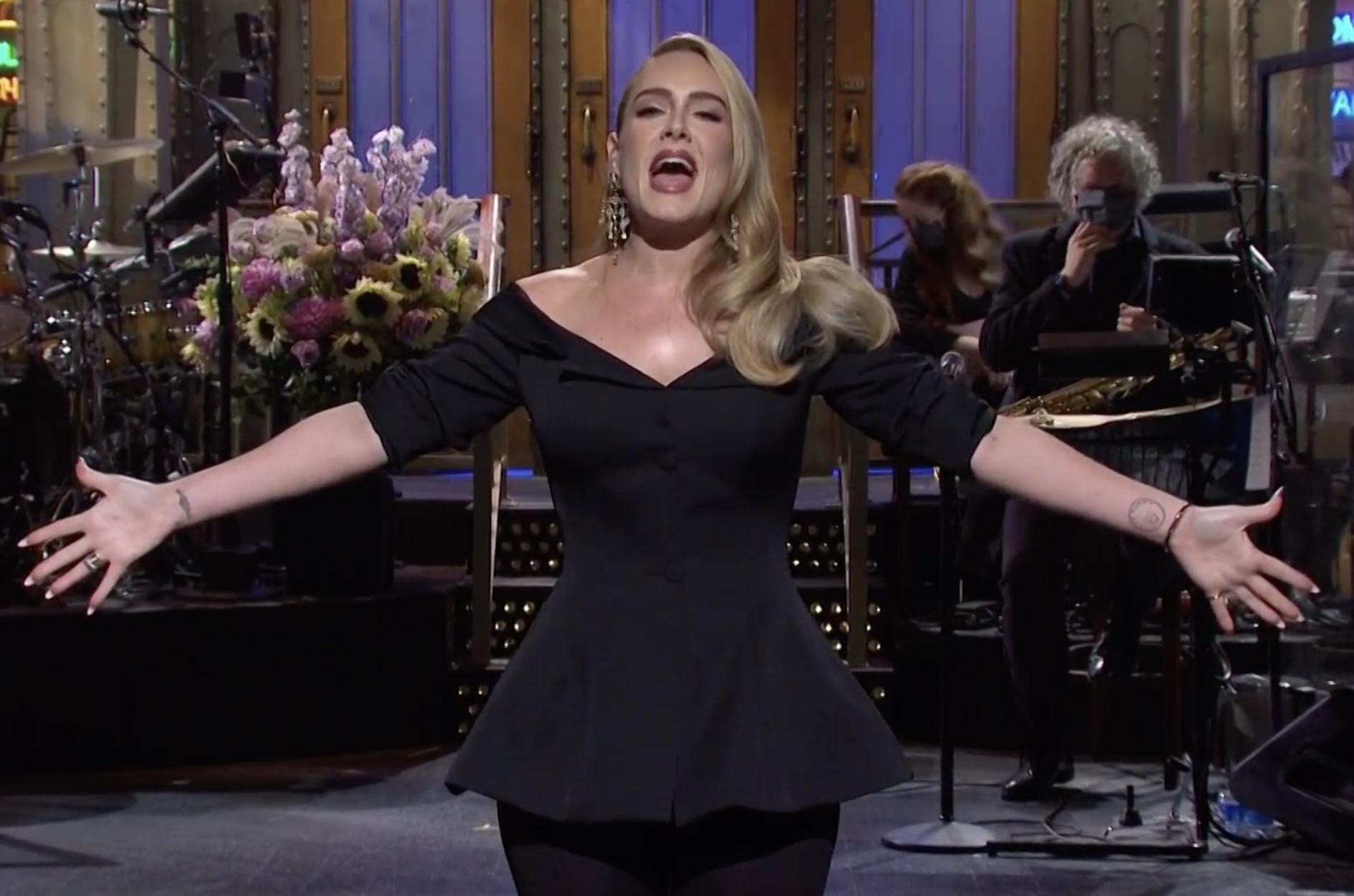 Snl Season 46 Episode 4 Recap Adele Hosts With Musical Guest H E R Ew Com