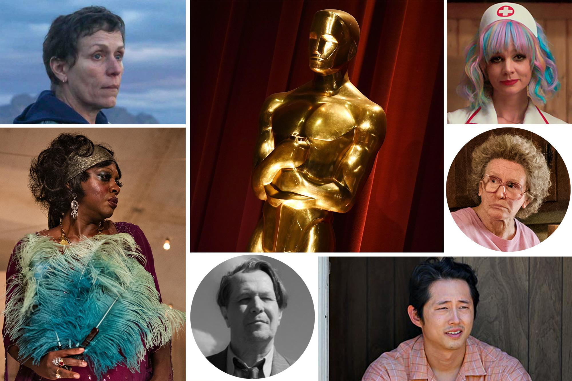 Oscar Nominee Predictions 2021 Ew Com