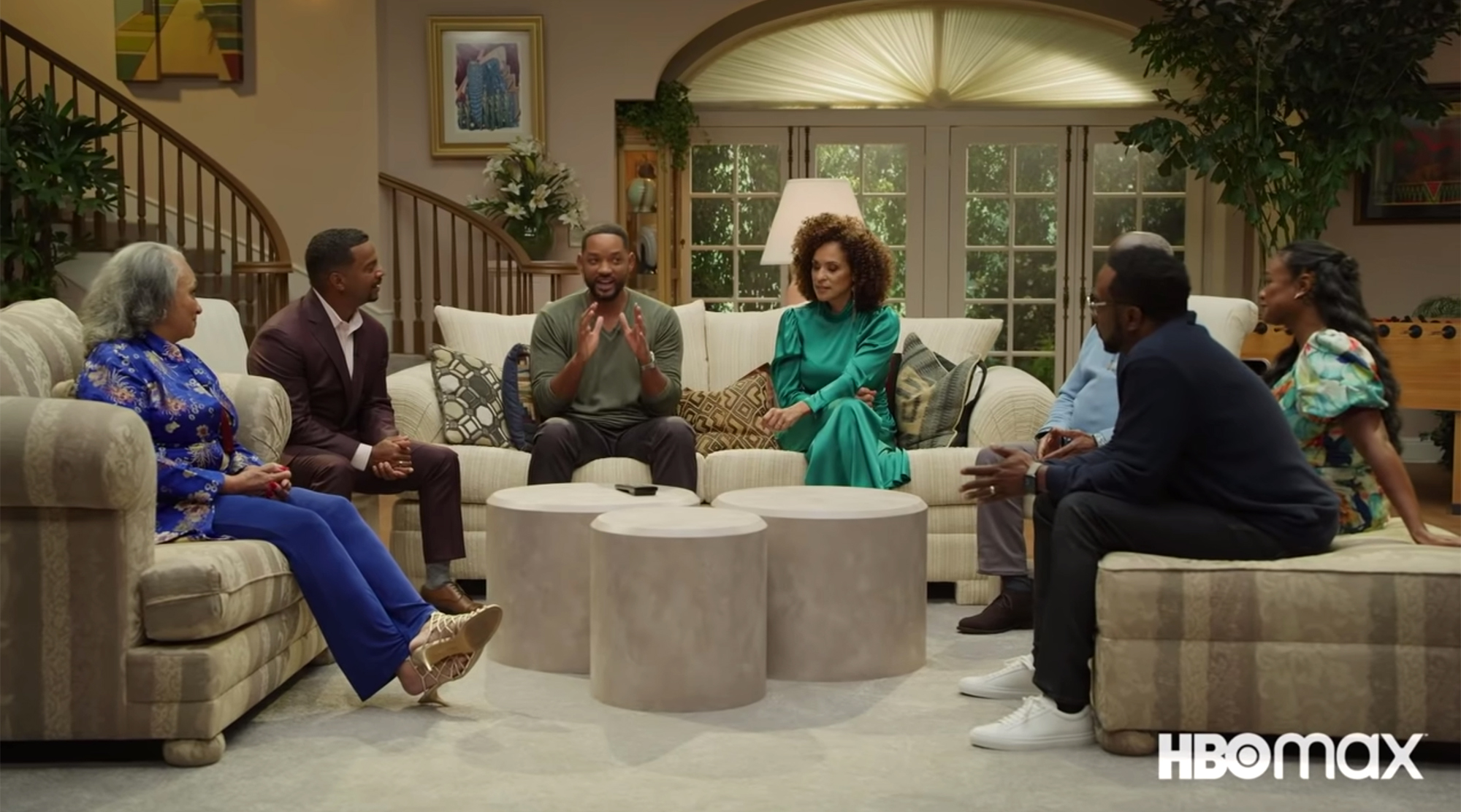 The Fresh Prince of Bel Air reunion Will Smith and Janet Hubert ...