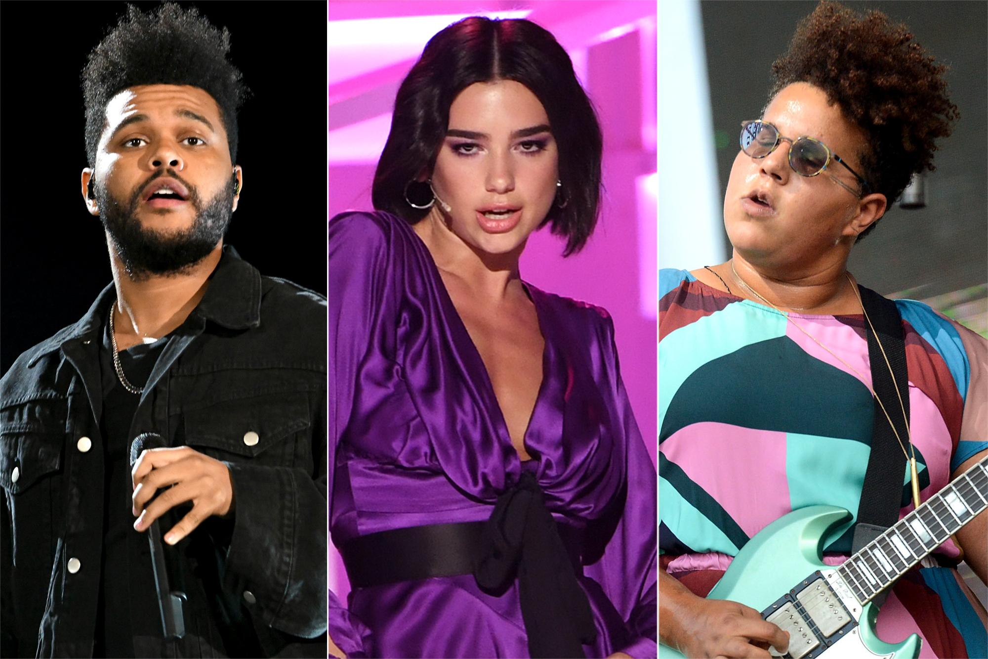 Let S Break Down The 2021 Grammy Nominations Ew Com