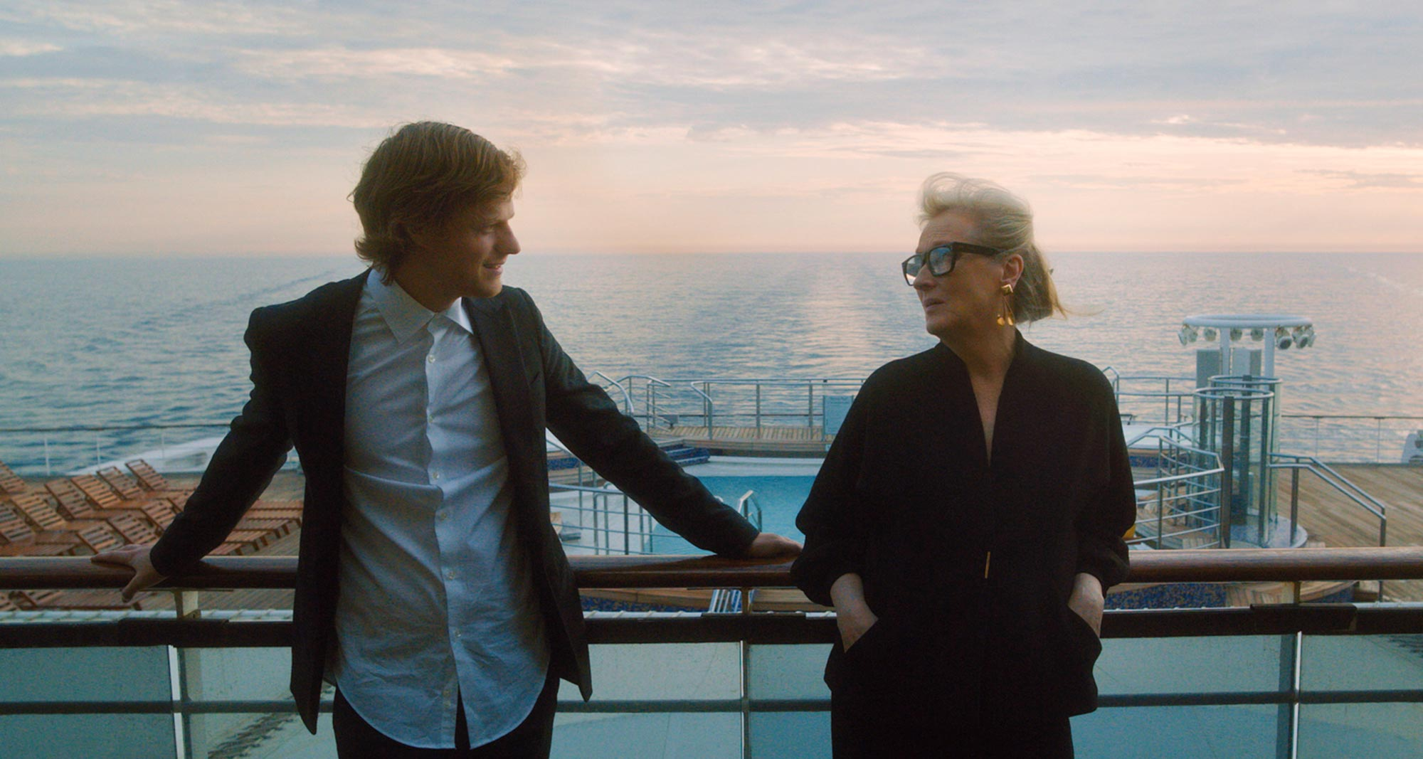 Let Them All Talk review: Meryl Streep leads a stellar cast in Steven  Soderbergh film | EW.com