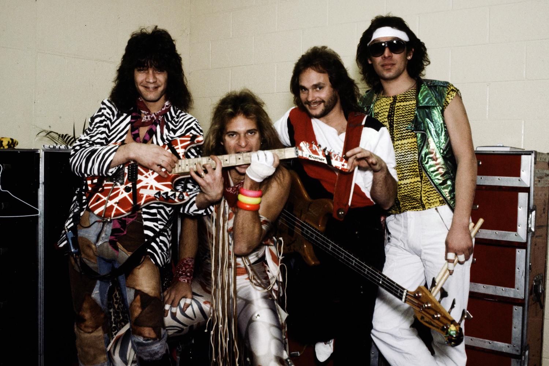 Eddie Van Halen Read 1984 Essay From Life Special Issue Ew Com