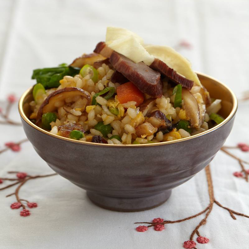 Pork Fried Rice Recipe Takashi Yagihashi Food Wine