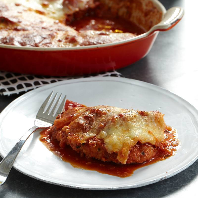 Classic Chicken Parmigiana Recipe Rachel Soszynski Food Wine