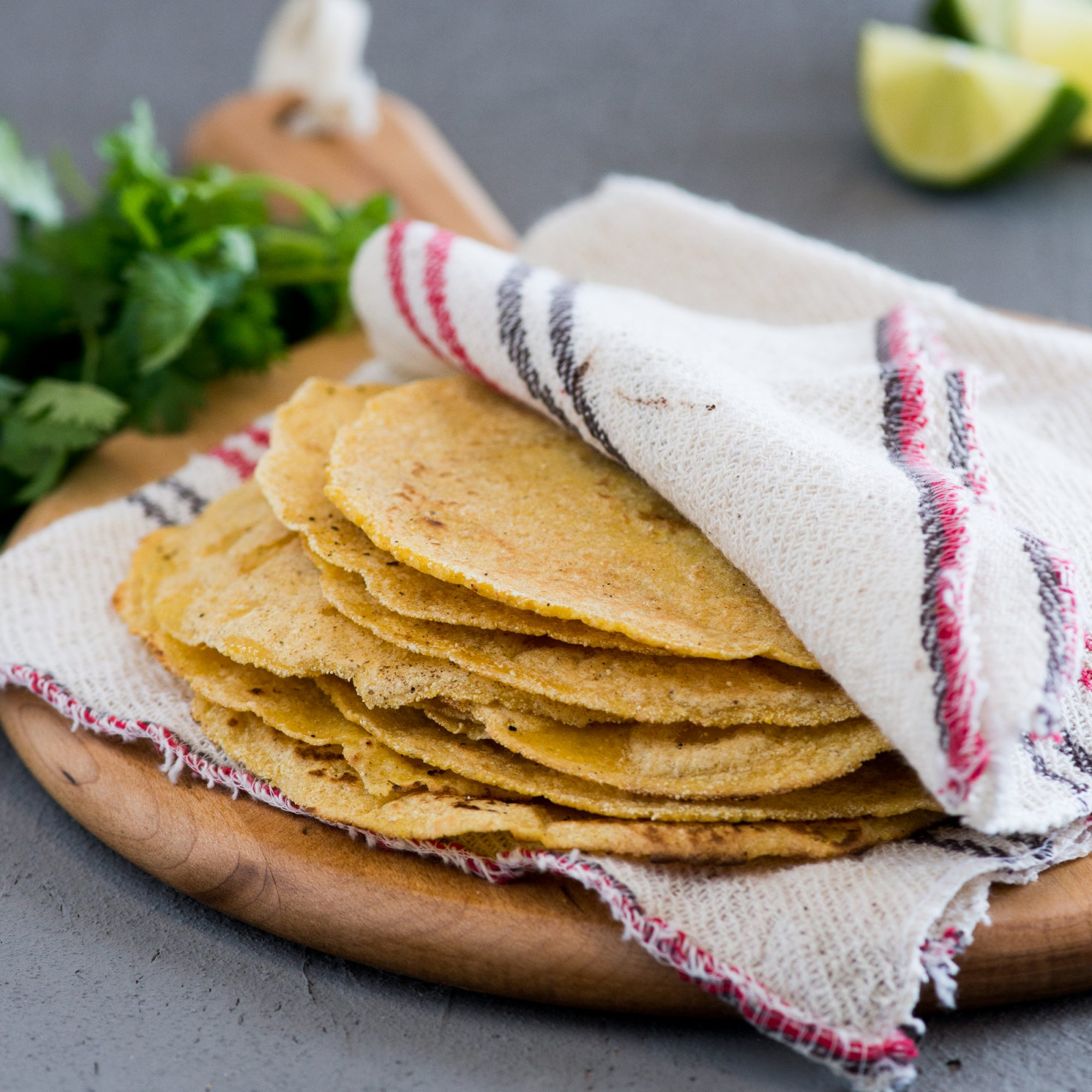 Basic Homemade Corn Tortilla Recipe Todd Porter And Diane Cu Food Wine