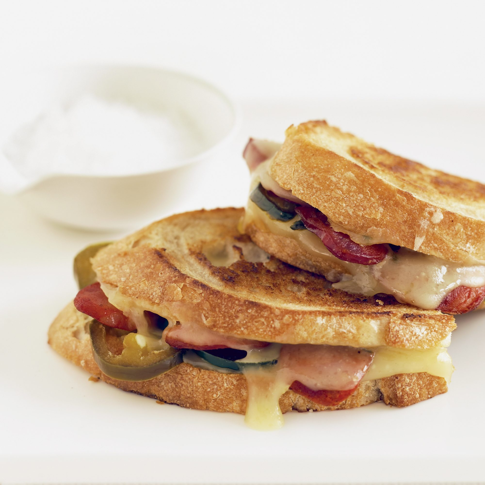 Grilled Cheese And Chorizo Sandwiches Recipe Annie Miller Food Wine