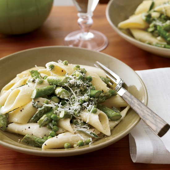 10 Ridiculously Easy Spring Pastas Food Wine