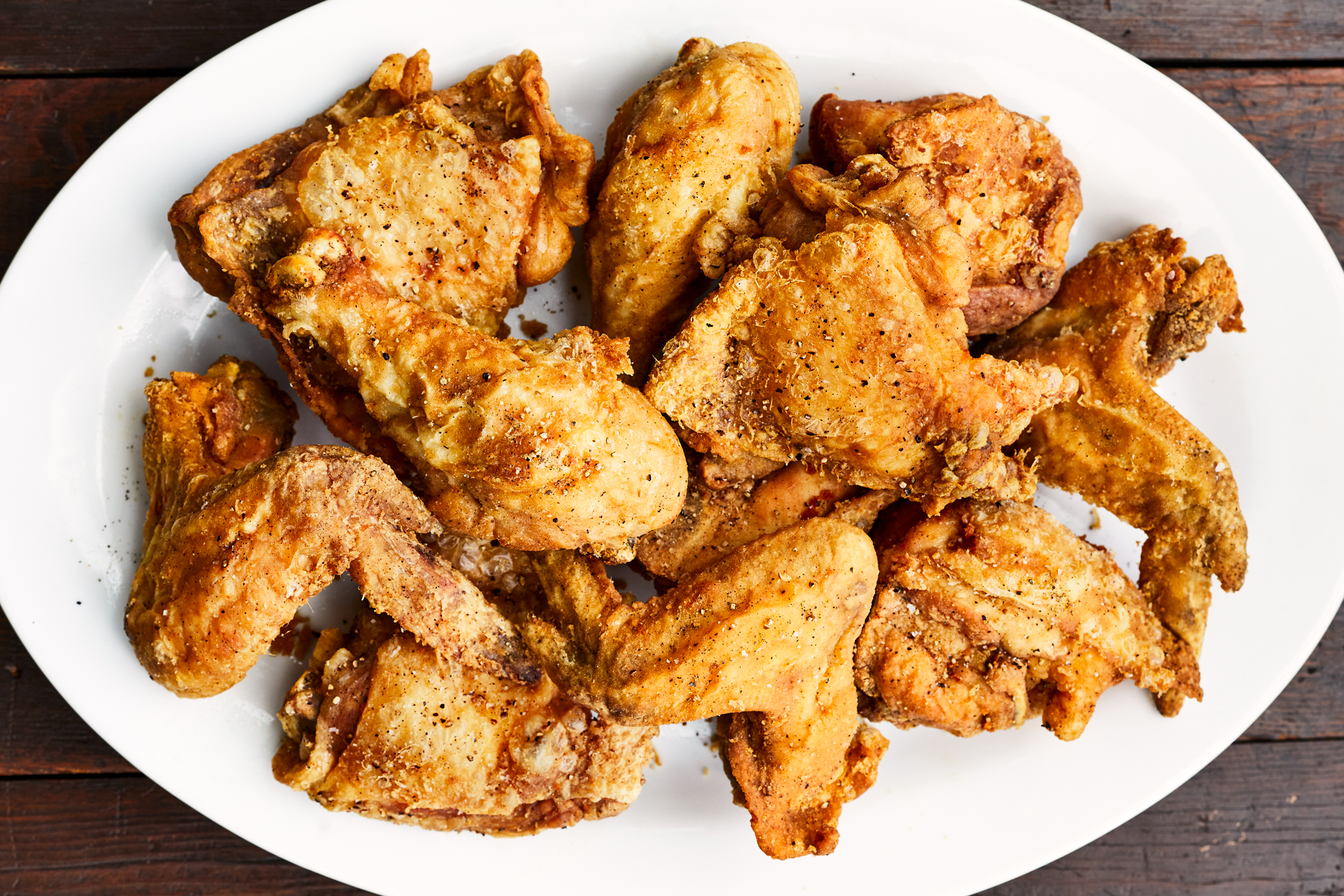 Easiest Way To Make Fried Chicken Pieces Names