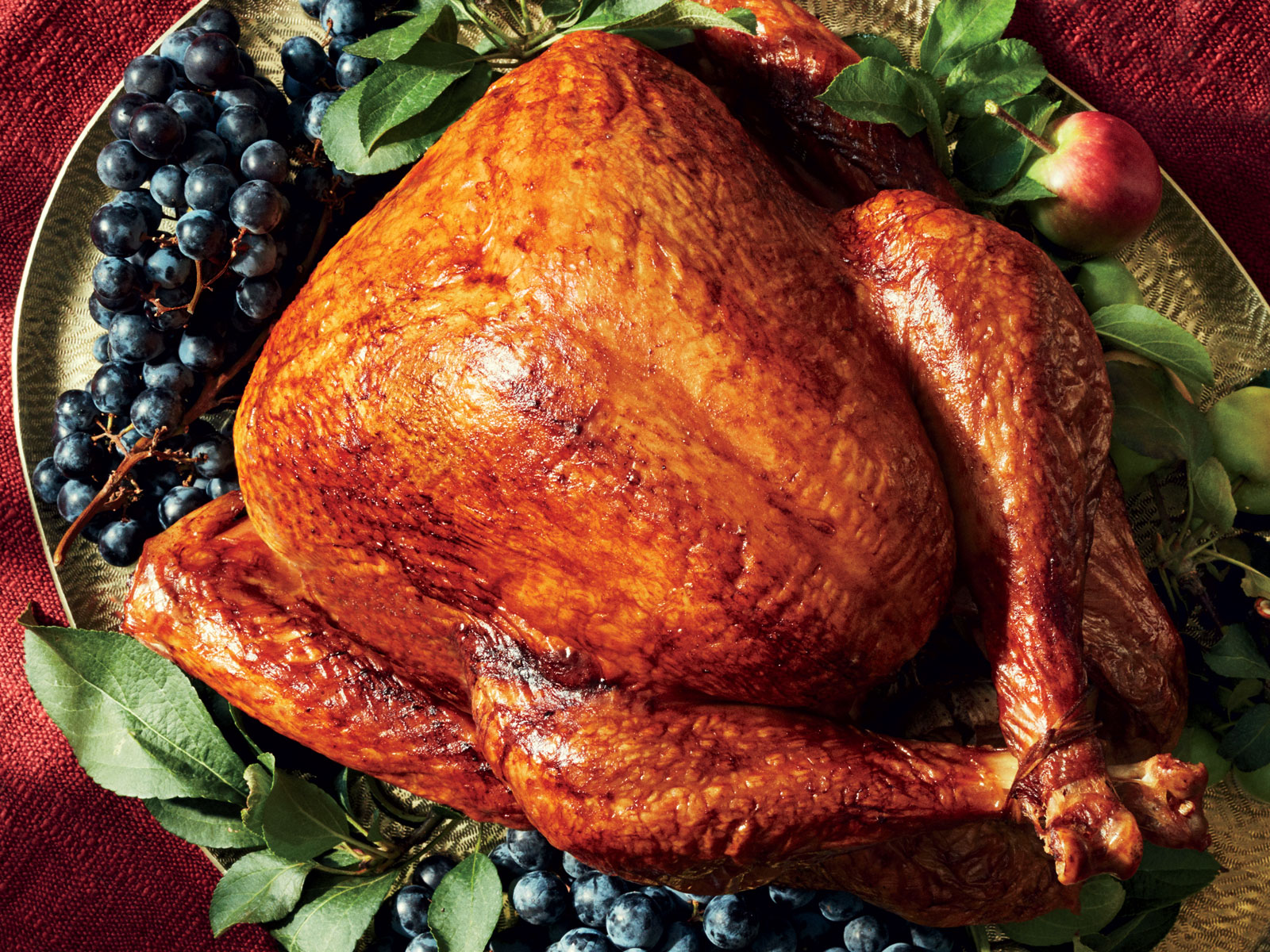 Best Thanksgiving Turkey Recipes Food Wine