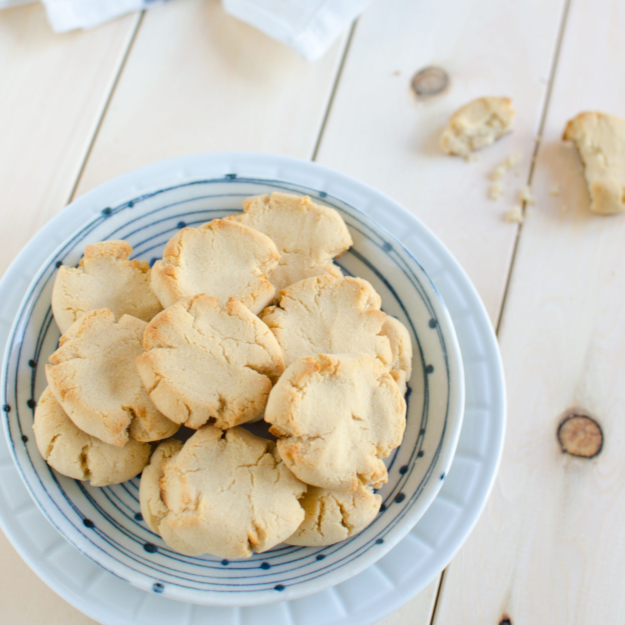 Coconut Flour Butter Cookies Recipe Kristen Stevens Food Wine