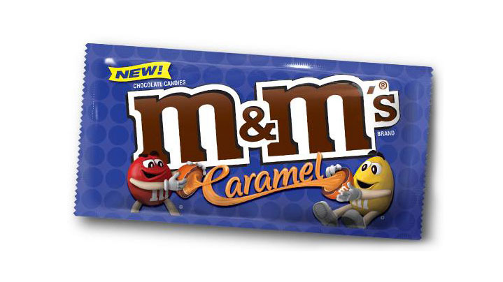 We Tried the New Caramel M&M's   Food & Wine