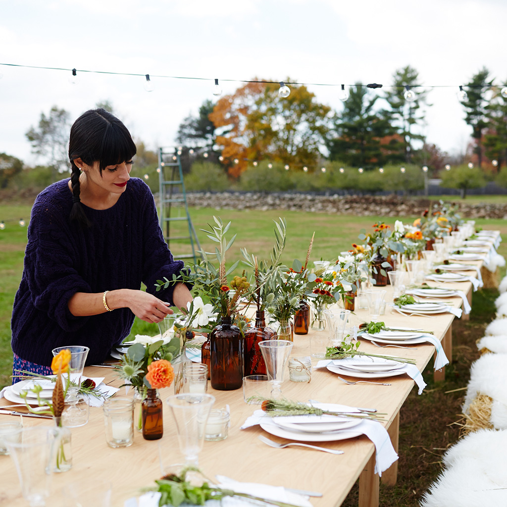 How To Throw The Perfect Fall Party Food Wine
