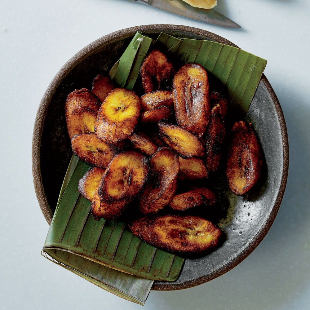 Crispy Fried Sweet Plantains Recipe Romulo Yanes Food Wine