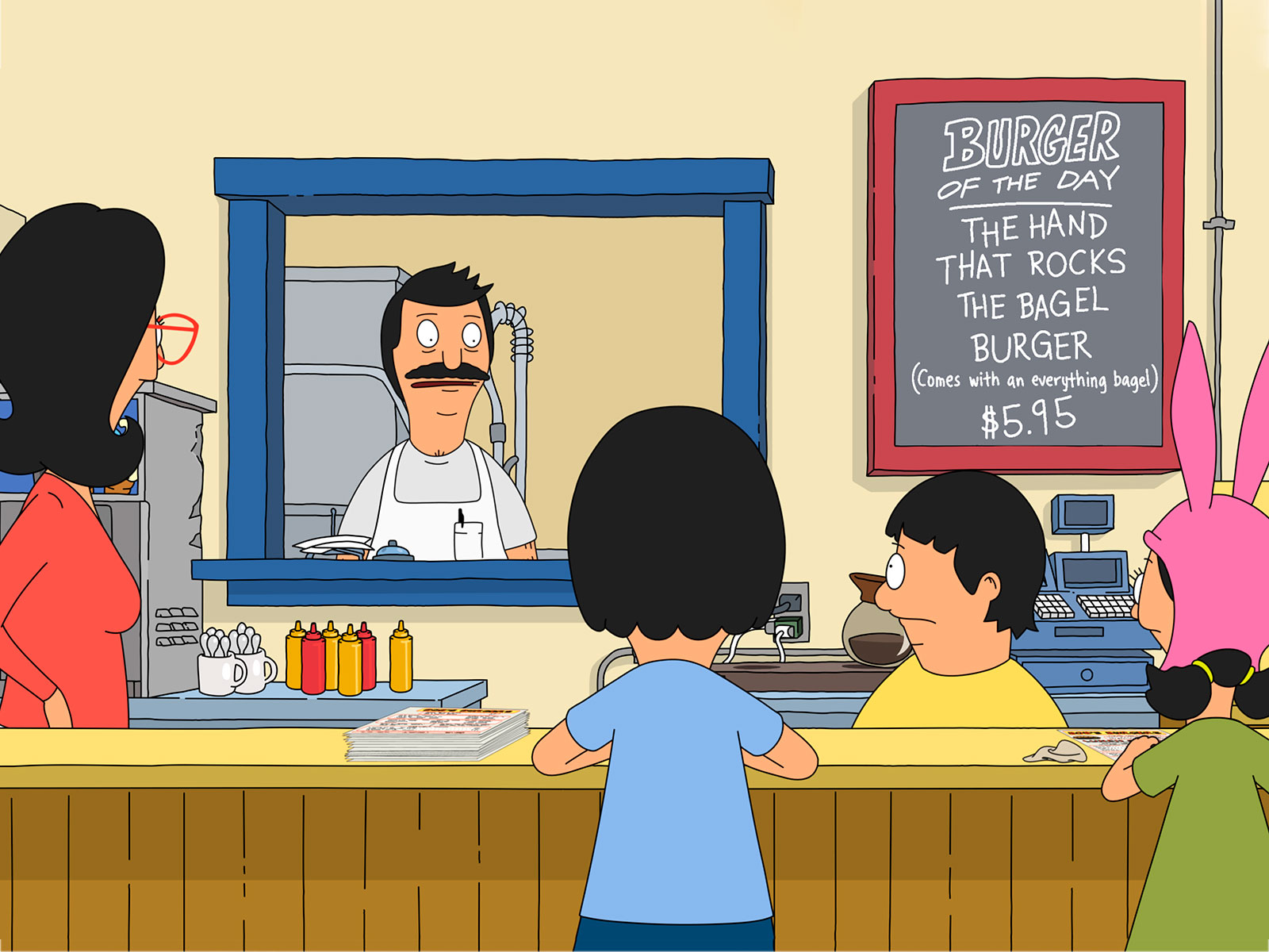 Shake Shack Will Bring Bob S Burgers To Life For Comic Con Food Wine