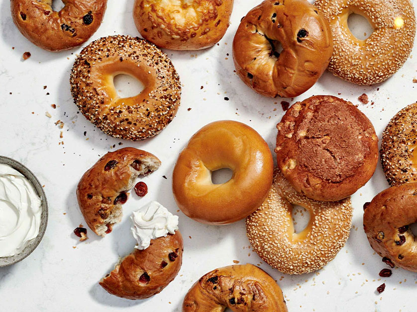 Twitter Won T Stop Dunking On Those St Louis Style Bagels Food Wine