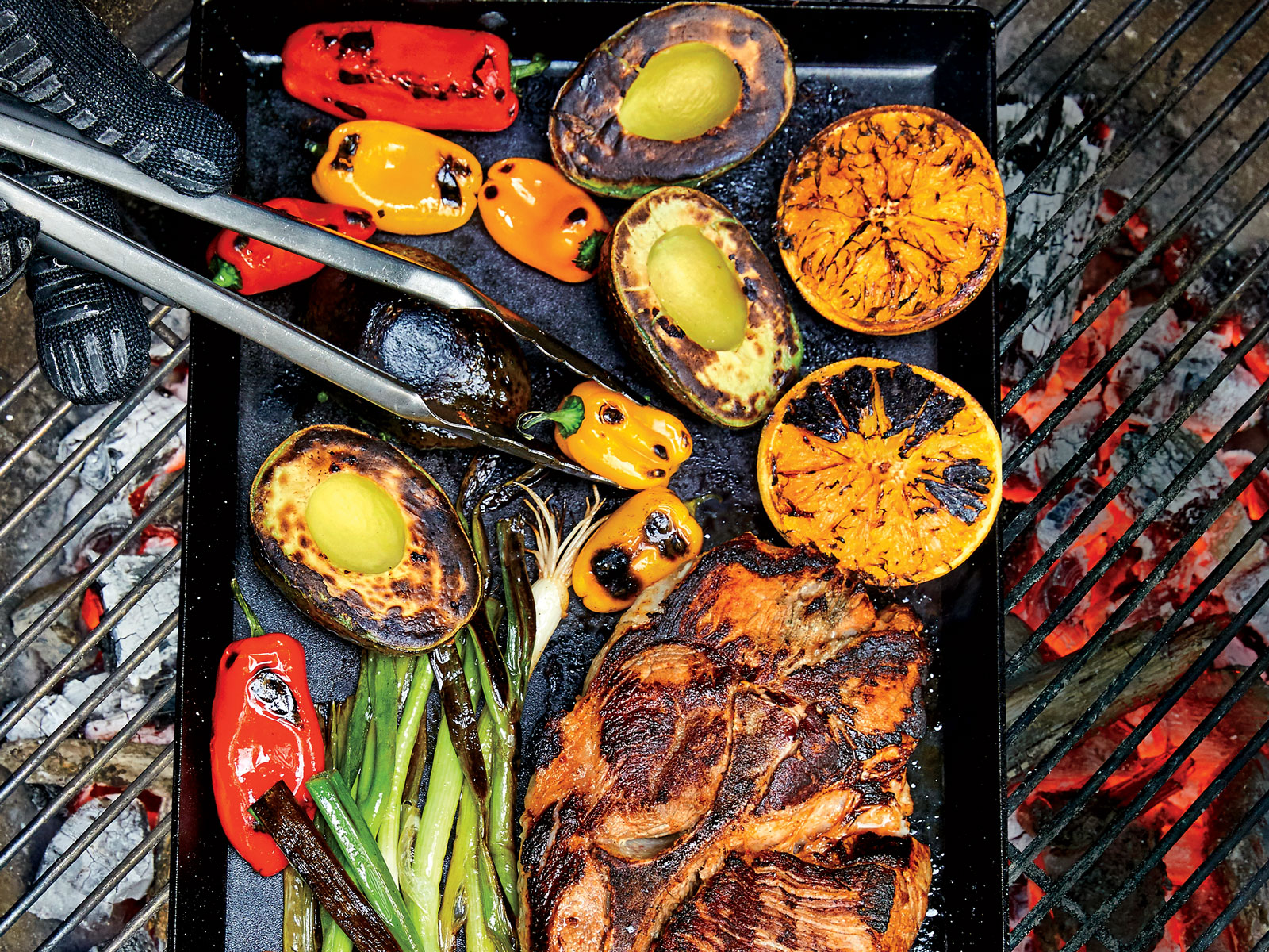 8 Tips For Grilling A La Plancha Food Wine