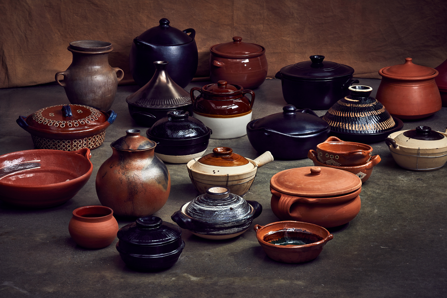 The Food Wine Guide To Clay Pot Cooking Food Wine