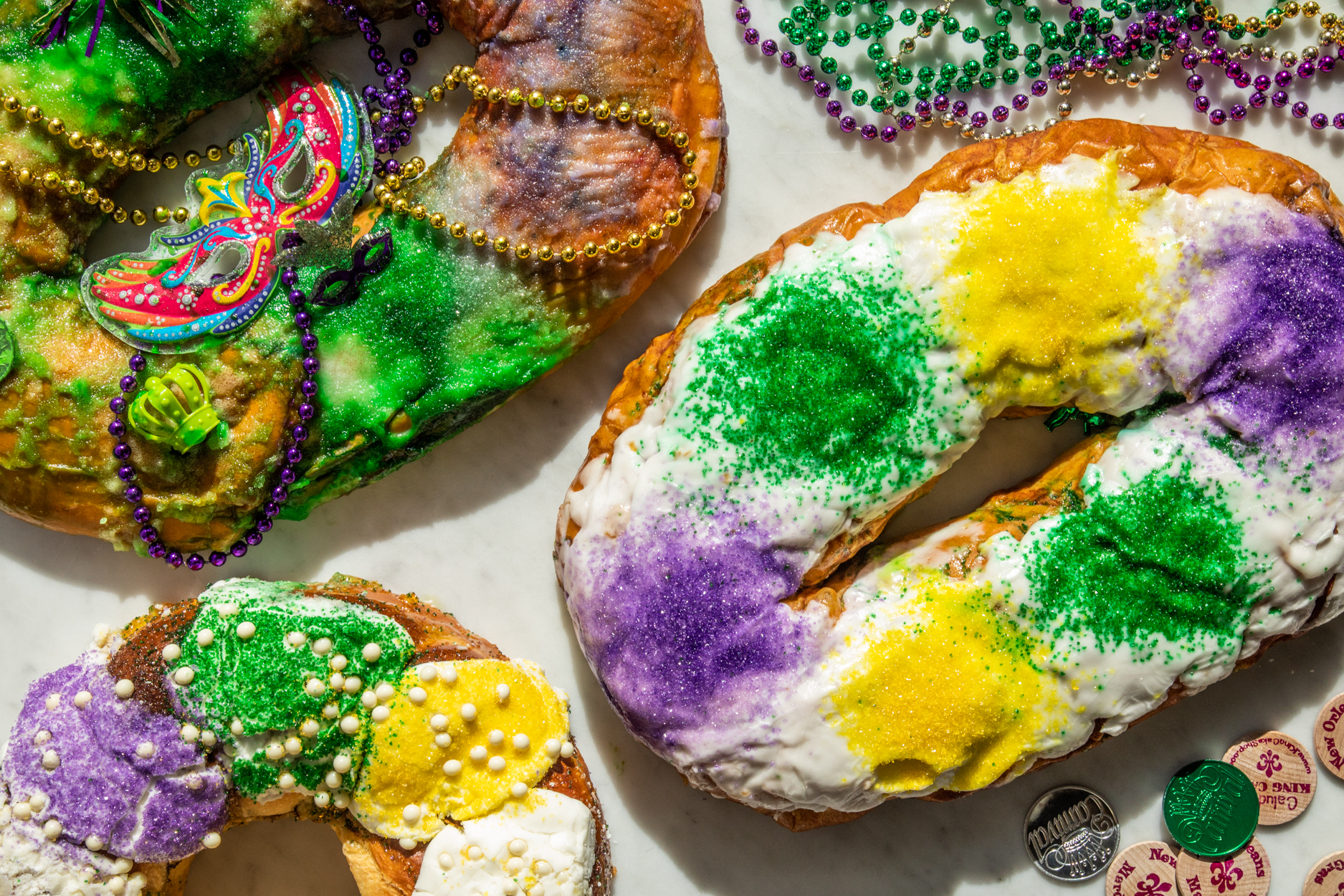 We Tried Five King Cakes For Mardi Gras And This Was The Best One Food Wine