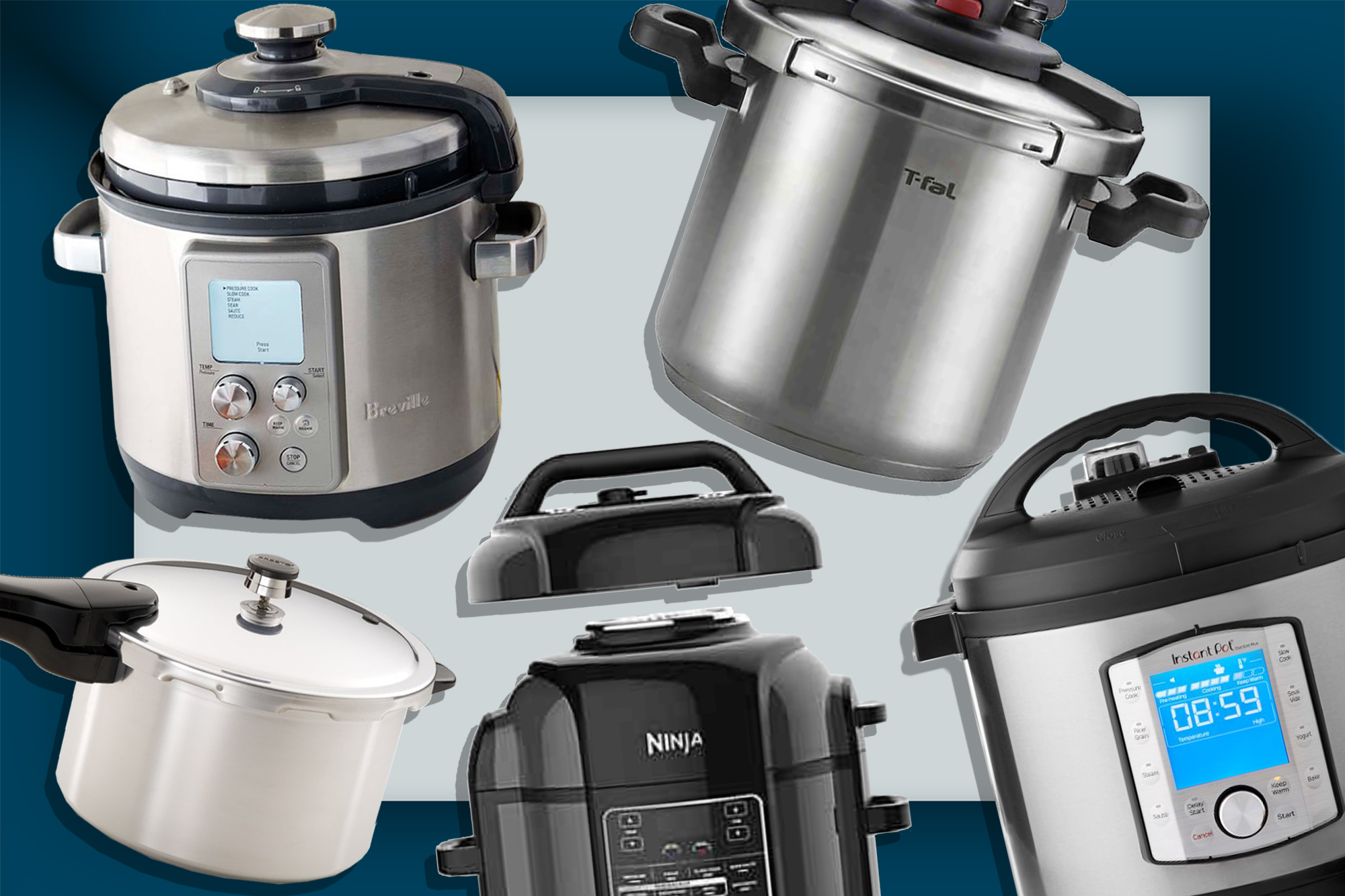 The 7 Best Pressure Cookers for 2020 | Food & Wine