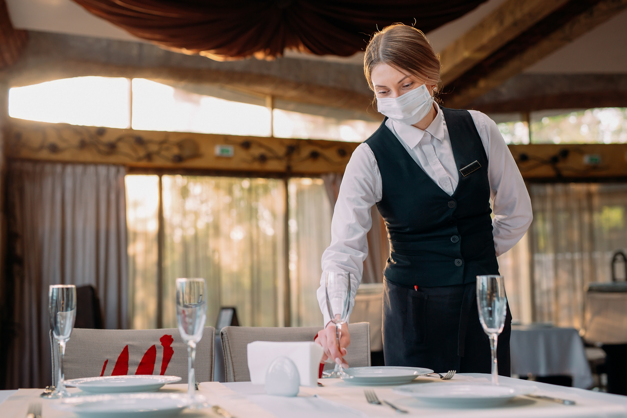 How Diners Can Eat Safely In Restaurants During The Coronavirus Pandemic Food Wine