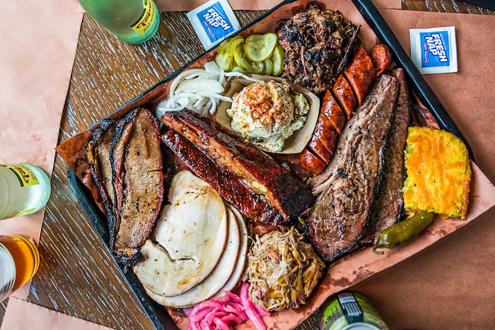 Best Bbq Restaurants In America Where To Eat Barbecue In 2020 Food Wine