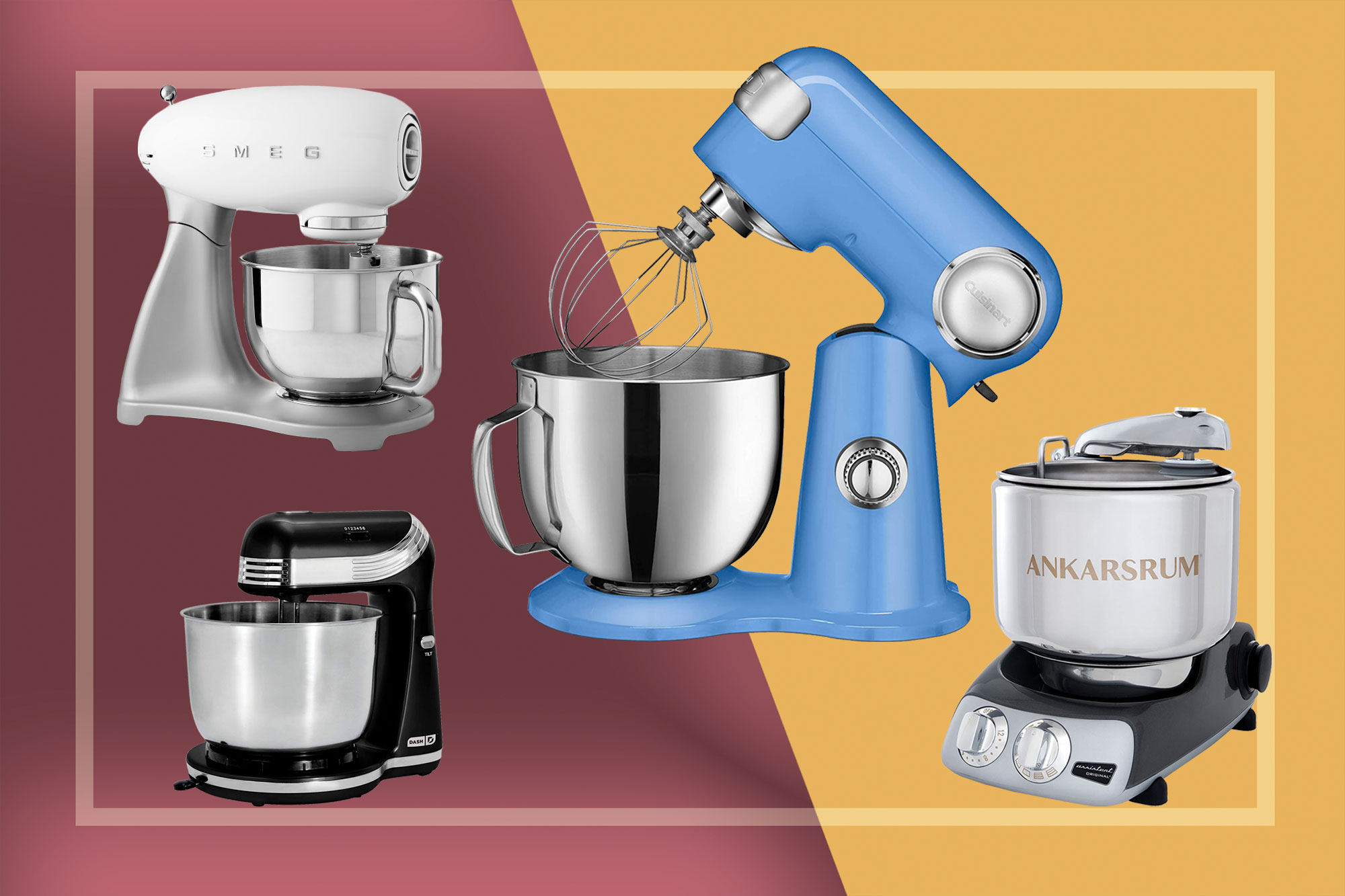 10 Best Stand Mixers For 2020 According To Reviews Food Wine