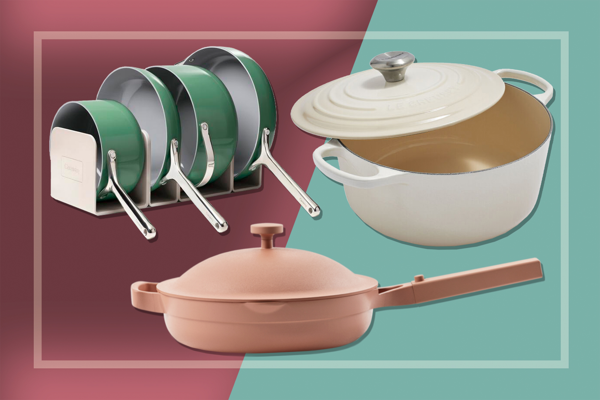 The Best Non Toxic Cookware For 2021 According To Reviews Food Wine