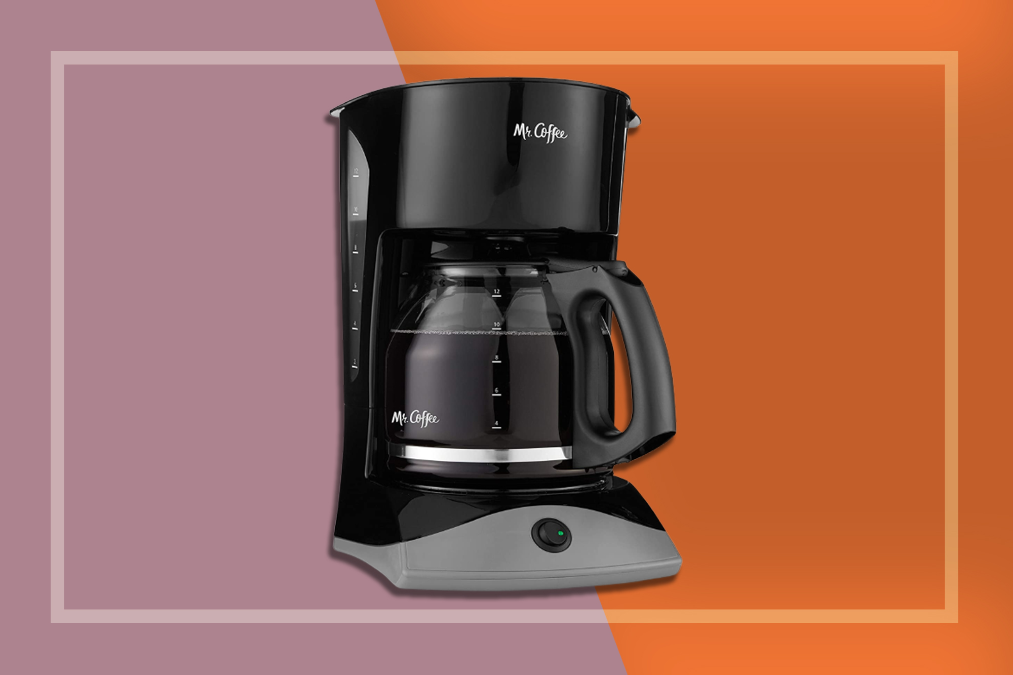 The Mr Coffee Maker For