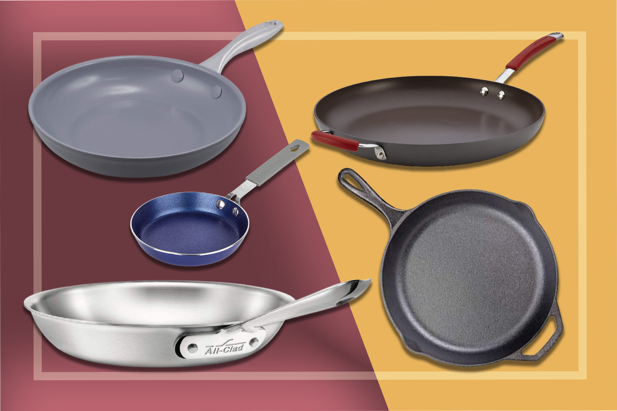 The 10 Best Egg Pans for 2021, According to Amazon Shoppers | Food & Wine
