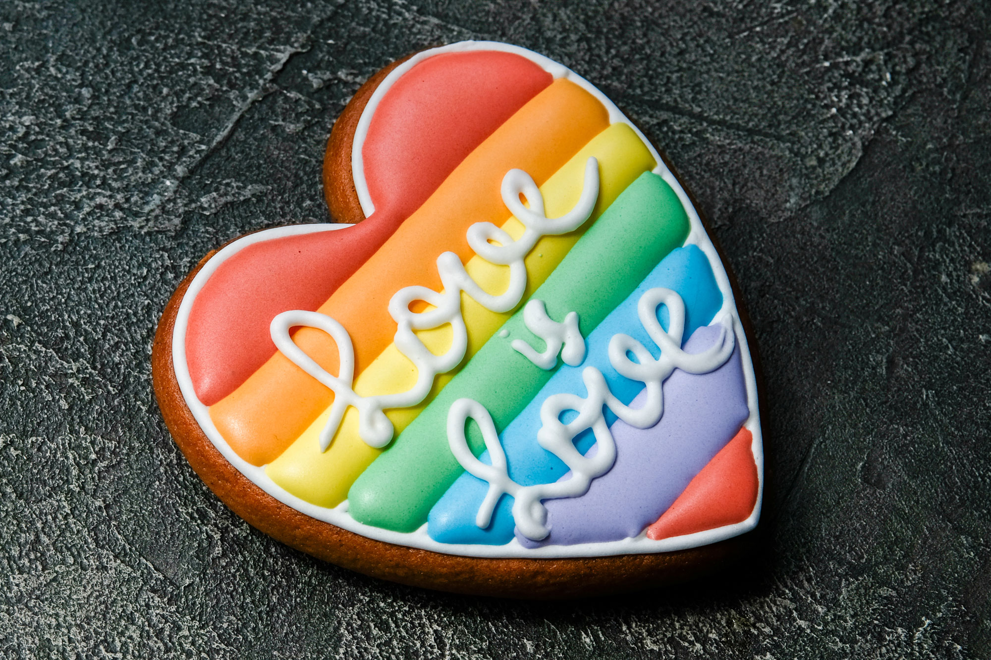 Texas Bakery Goes Viral After Pride Cookies Led to Backlash   Food & Wine